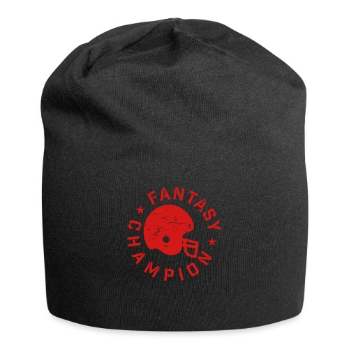 Fantasy Football Champion - Jersey Beanie