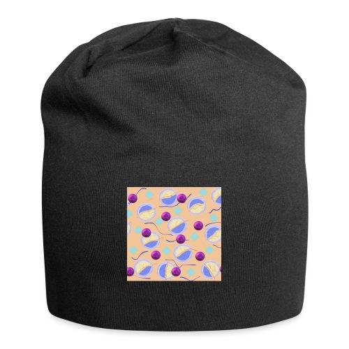 lovely cosmos - Jersey Beanie