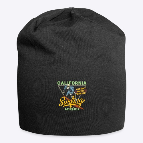 California Surfing Paradise - Jersey Beanie