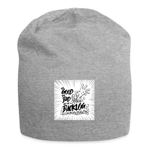 The Good, the Bad, and the Backlog - OG Logo - Jersey Beanie