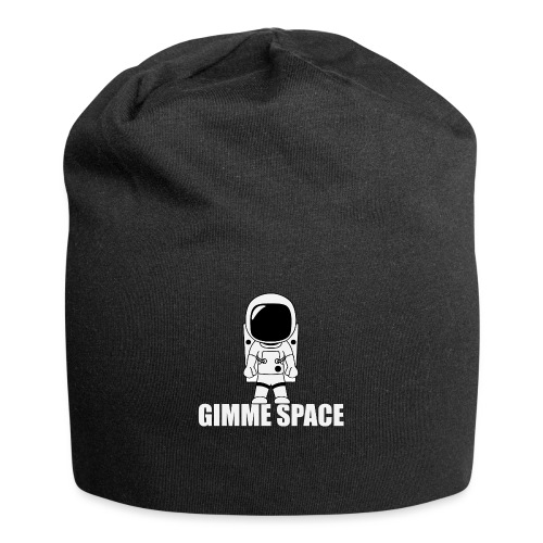 Gimme Space - Jersey Beanie