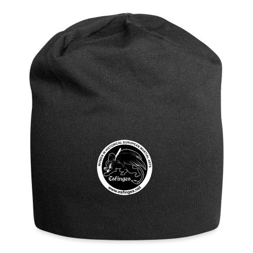 Esfinges Logo Black - Jersey Beanie