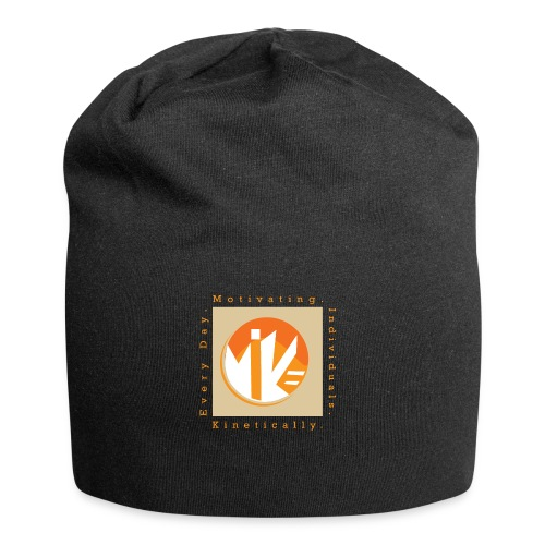 M.I.K.E Motivating Individuals - Jersey Beanie