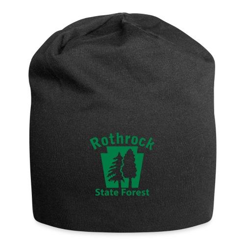 Rothrock State Forest Keystone (w/trees) - Jersey Beanie