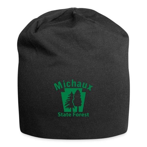 Michaux State Forest Keystone (w/trees) - Jersey Beanie