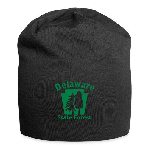 Delaware State Forest Keystone (w/trees) - Jersey Beanie