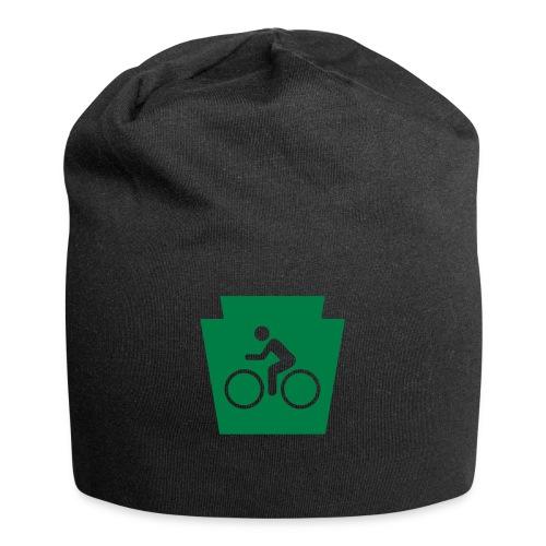 PA Keystone w/Bike (bicycle) - Jersey Beanie