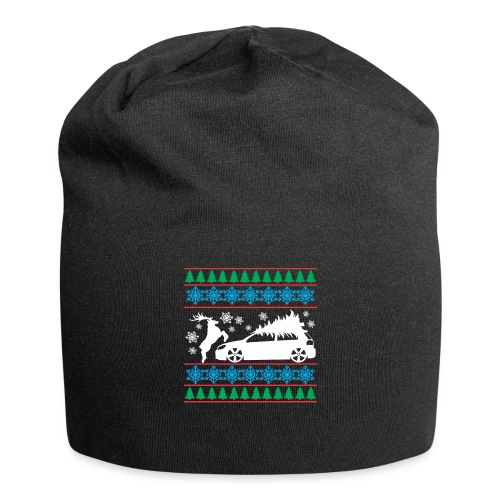 MK6 GTI Ugly Christmas Sweater - Jersey Beanie