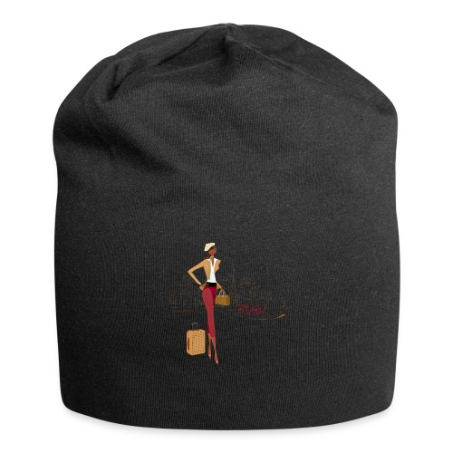 BrowOutfitPNG png - Jersey Beanie