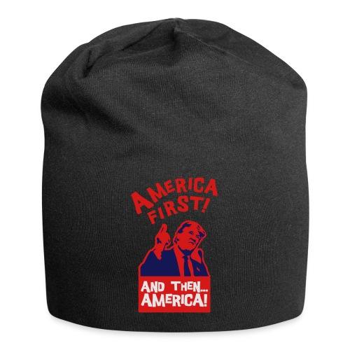 AMERICA FIRST - Jersey Beanie