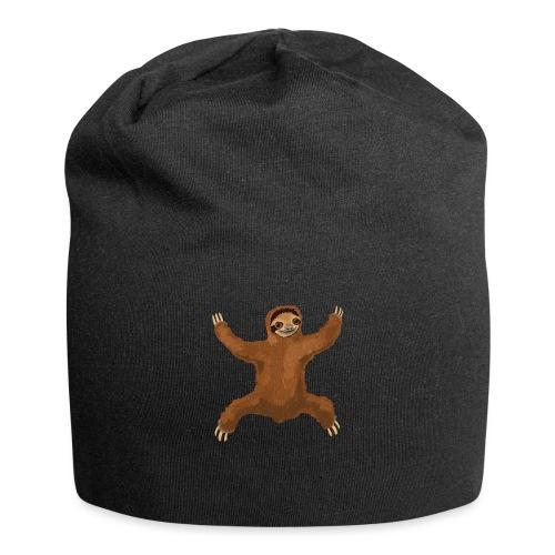 Sloth Love Hug - Jersey Beanie