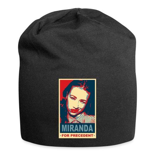 Miranda Sings Miranda For Precedent - Jersey Beanie