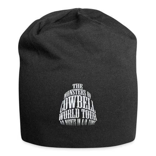 monstersofcowbellfront - Jersey Beanie