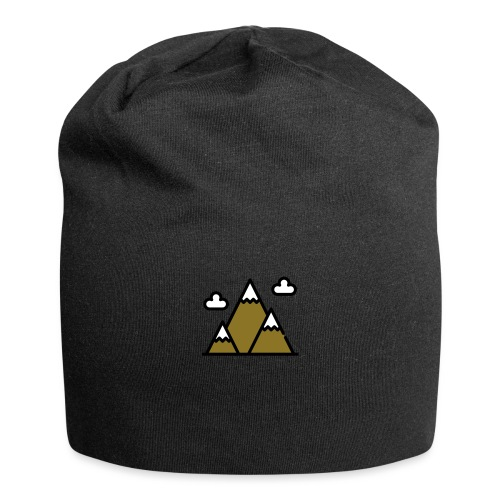 The Mountains - Jersey Beanie
