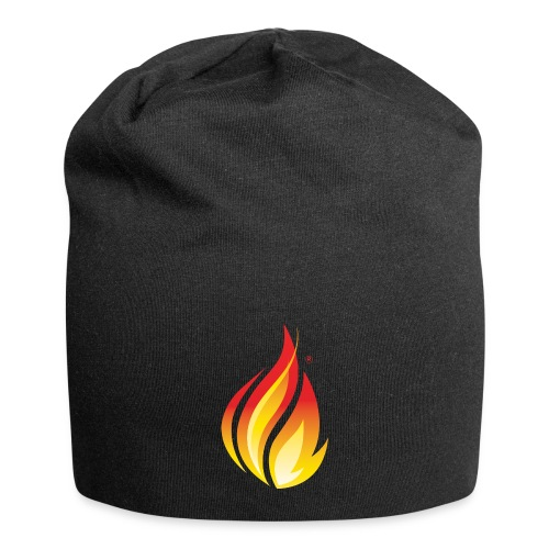 HL7 FHIR Flame Logo - Jersey Beanie