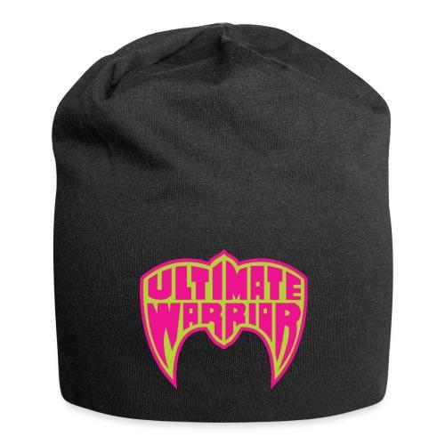 Ultimate Warrior Logo - Jersey Beanie