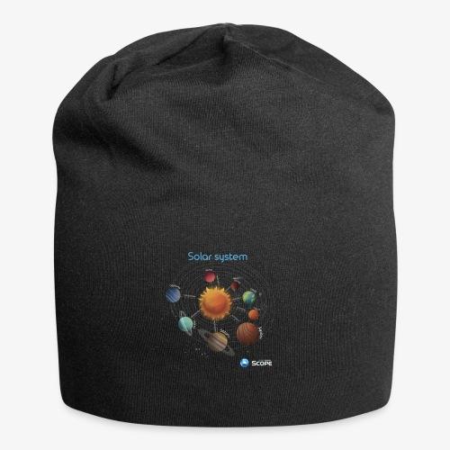 Solar System Scope : Solar System - Jersey Beanie