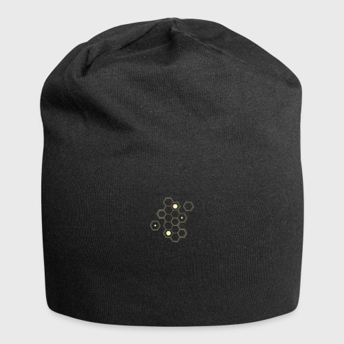 gamer,dnd dungeons and dragons,board game,hexagon, - Jersey Beanie