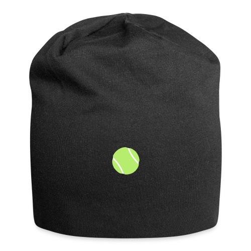 tennis ball - Jersey Beanie