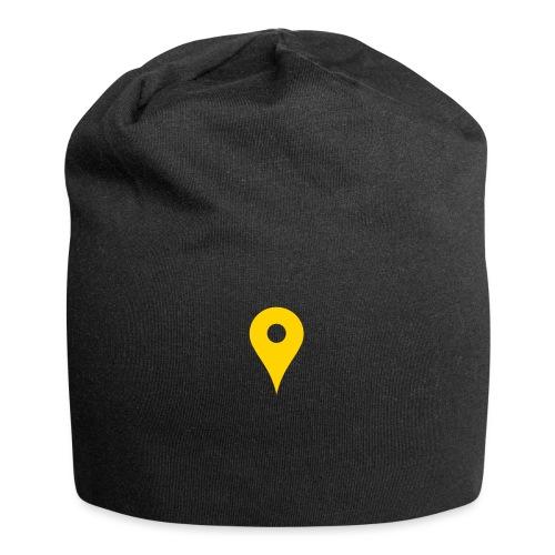 Map Pin - Jersey Beanie