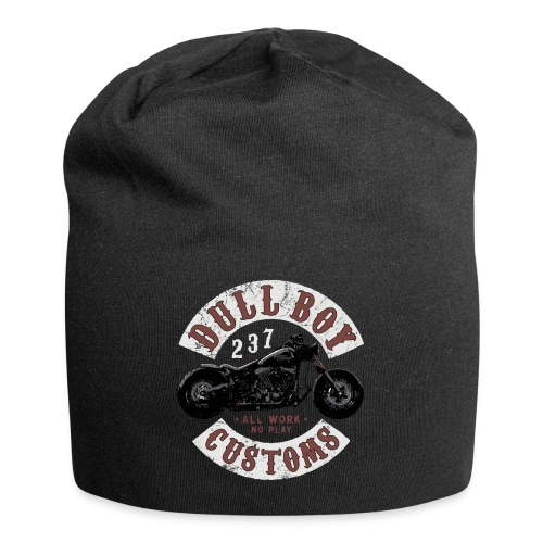 Dull Boy Customs patch - Jersey Beanie