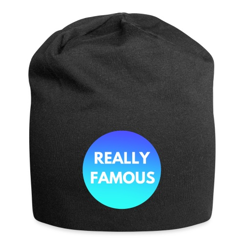 Really Famous - Jersey Beanie