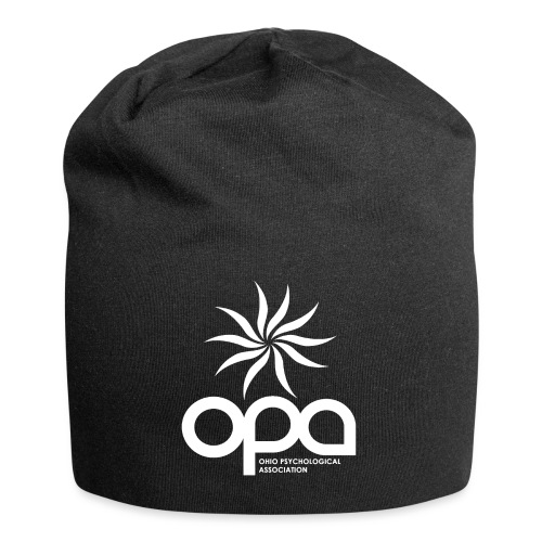 Short Sleeve T-Shirt with small all white OPA logo - Jersey Beanie