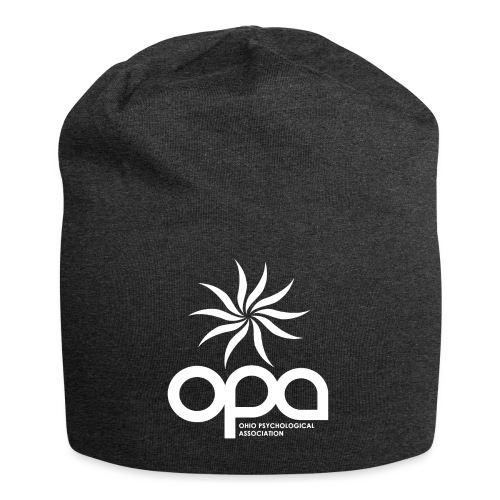 Long-sleeve t-shirt with small white OPA logo - Jersey Beanie