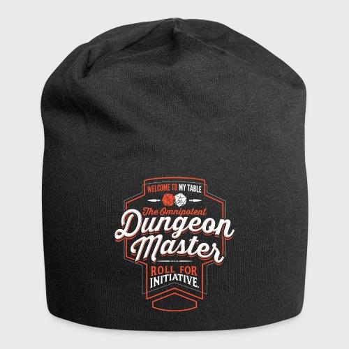 Dungeon Master - Jersey Beanie