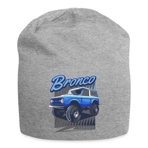 BRONCO BLUE CLASSIC TRUCK - Jersey Beanie