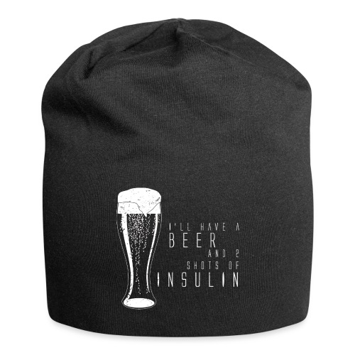 Beer and 2 Shots - Jersey Beanie
