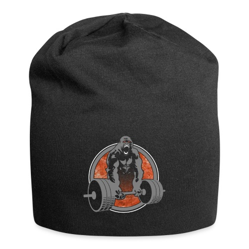 Gorilla Lifting Weightlifting - Jersey Beanie