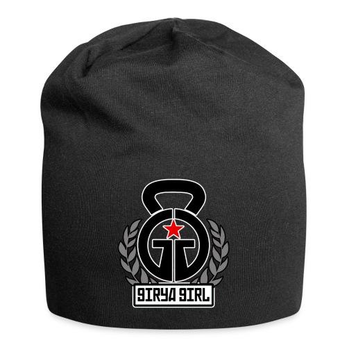 GiryaGirl.com Official Logo - Jersey Beanie