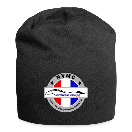 Circle logo - Jersey Beanie