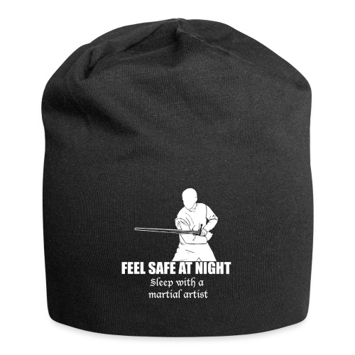 Feel safe male LS - Jersey Beanie