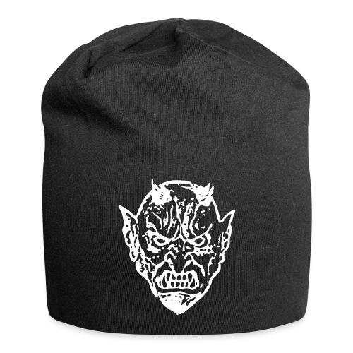 Devil Face 2 - Jersey Beanie