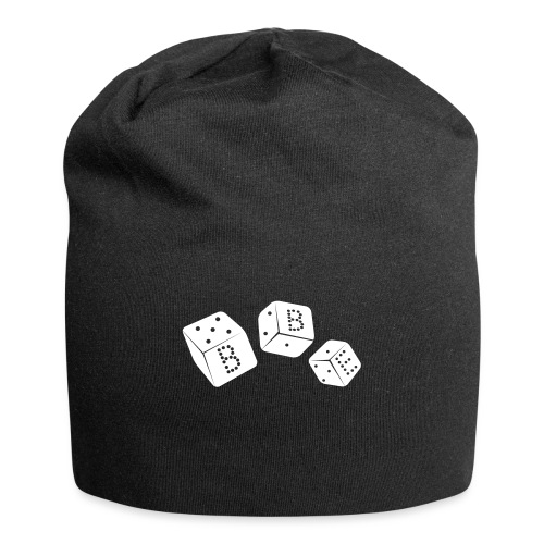 black box_vector2 - Jersey Beanie