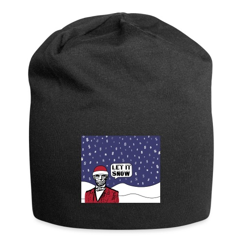 Let It Snow - Jersey Beanie