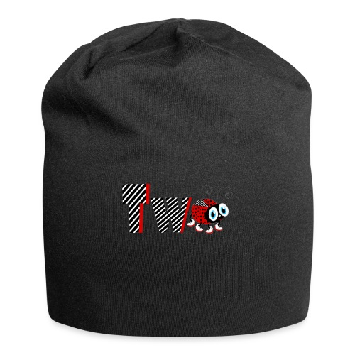2nd Year Family Ladybug T-Shirts Gifts Daughter - Jersey Beanie