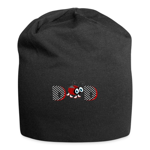 2nd Year Family Ladybug T-Shirts Gifts Dad - Jersey Beanie
