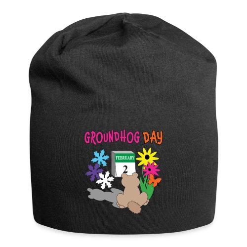Groundhog Day Dilemma - Jersey Beanie