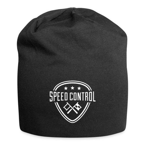 Speed Control Baseball T White Logo - Jersey Beanie