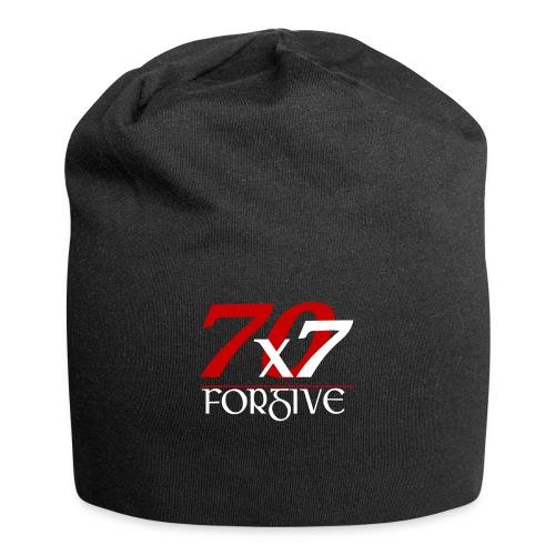 Forgive 70 x 7 times - Jersey Beanie
