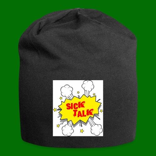 Sick Talk - Jersey Beanie