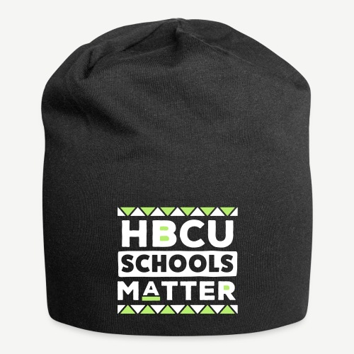 HBCU Schools Matter - Jersey Beanie