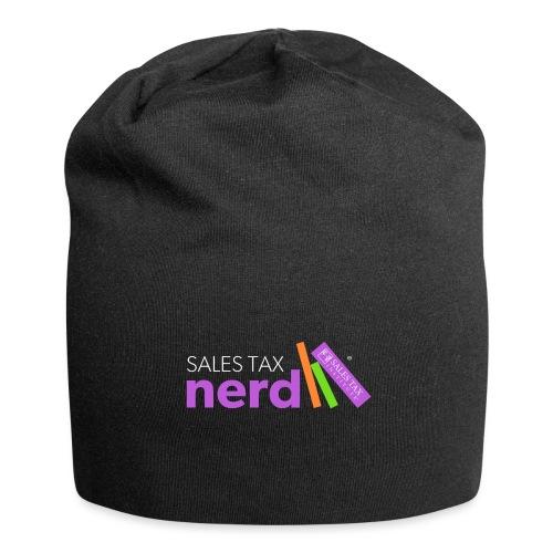 Sales Tax Nerd - Jersey Beanie
