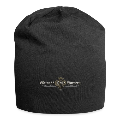 Witness True Sorcery Logo - Jersey Beanie