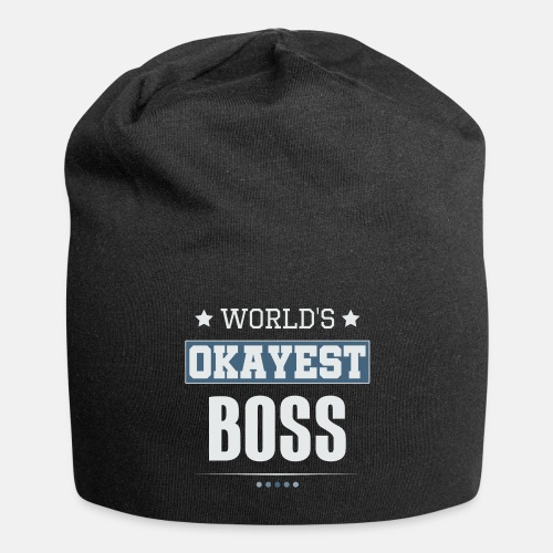 World's Okayest Boss