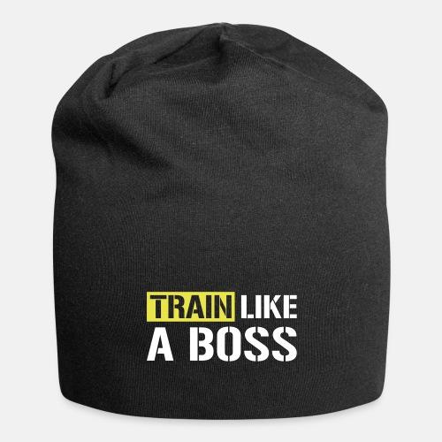 Train like a boss