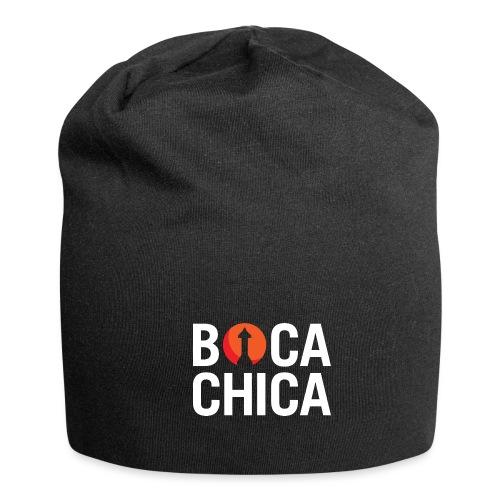 Boca Chica Starship Mars Silhouette - Jersey Beanie